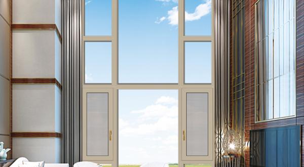 什么是平开窗?贵州系统门窗解析开平窗怎样固定防风?